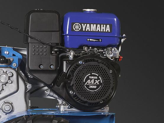 Мощный двигатель Yamaha МХ300