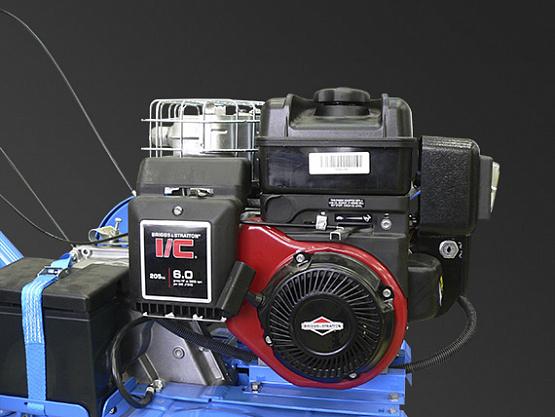 Устойчивый к нагрузкам двигатель Briggs&Stratton I/C