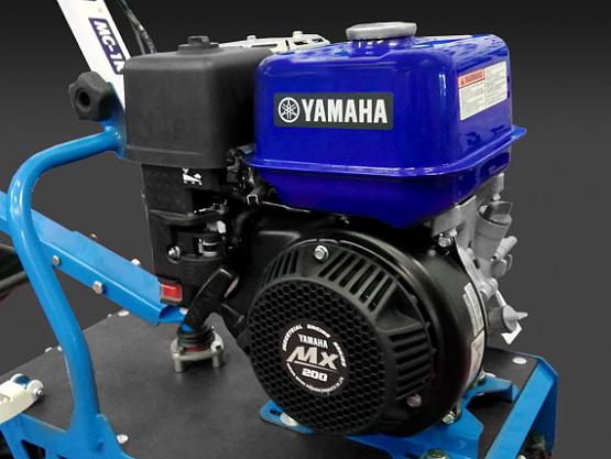 Надежный двигатель Yamaha MX200